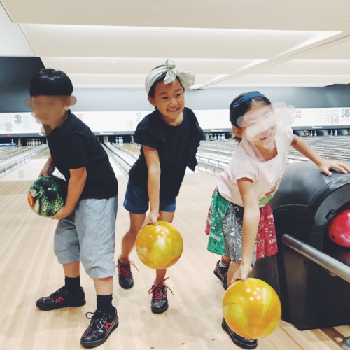 Bowling competition𓋜